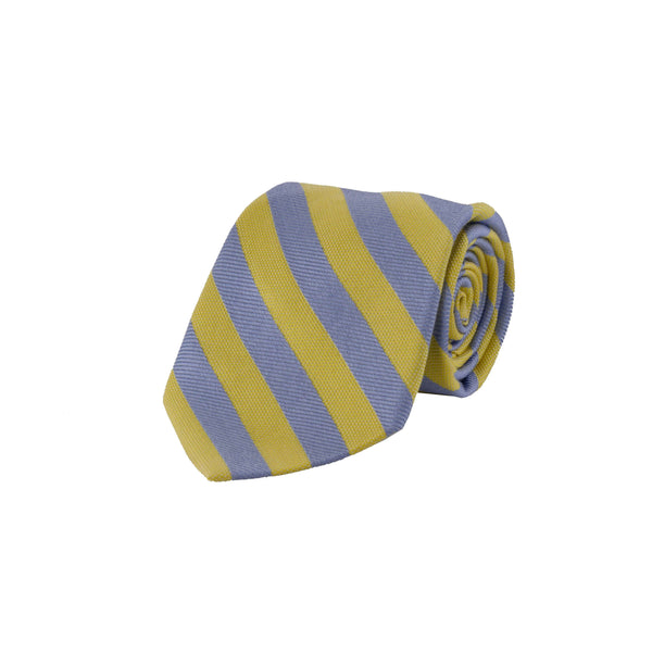 Southern Proper - Cotton and Silk Stripe Gent