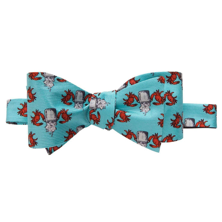 Southern Proper - Crab Boil Bow Light Blue