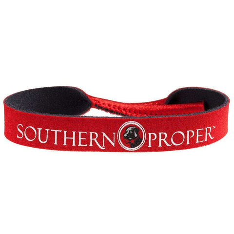 Southern Proper - Croakie: Red