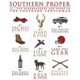 Southern Proper - Definition Tee