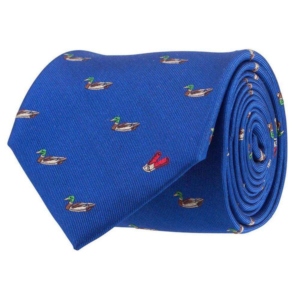 Southern Proper - Duck and Shells Gent- Blue