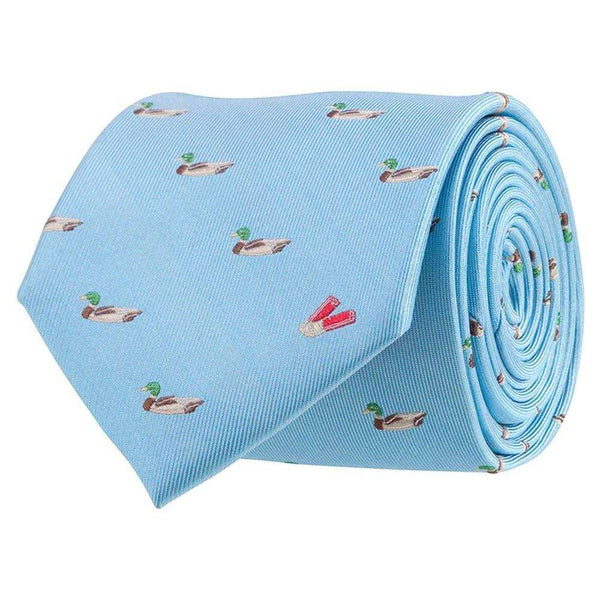 Southern Proper - Duck and Shells Gent- Lt. Blue