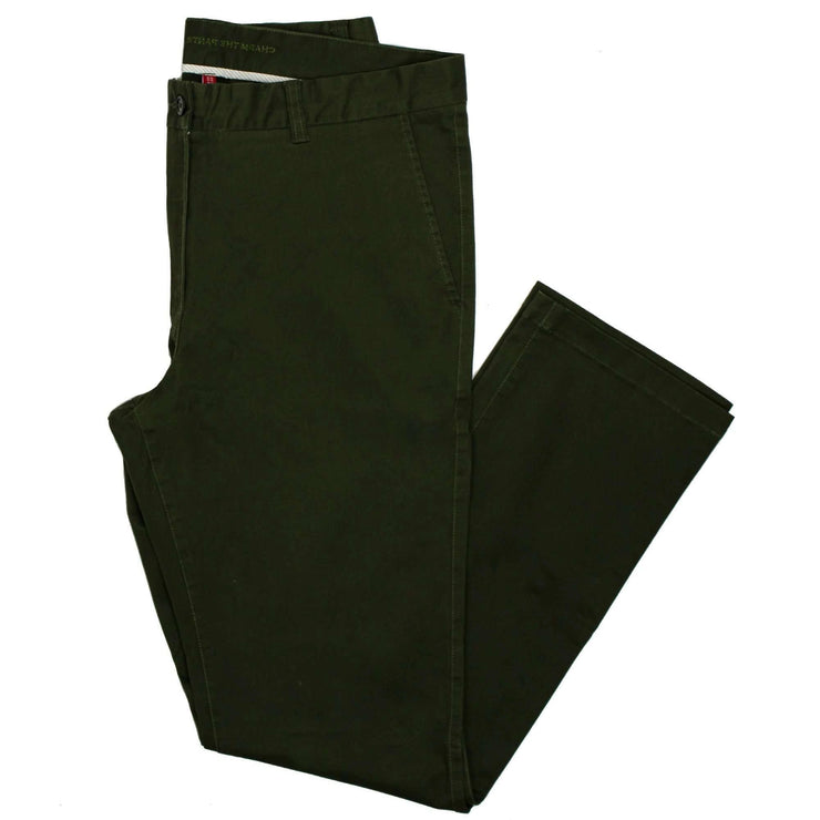 Southern Proper - Emerson Pant: Olive