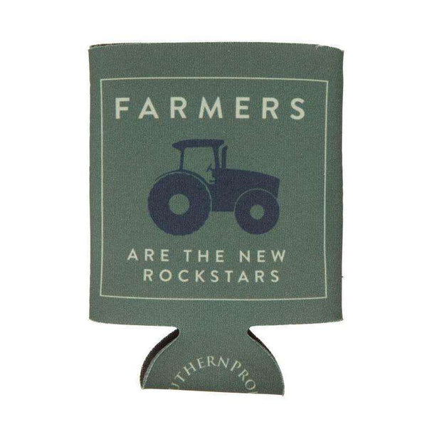 Southern Proper - Farmers Are Rockstars Coozie