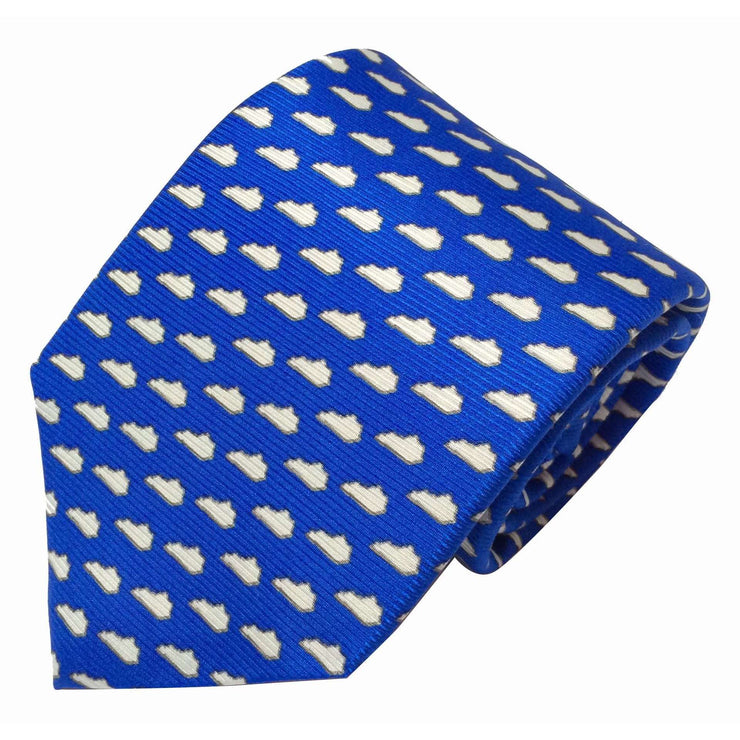 Southern Proper - KY Gameday Blue Tie