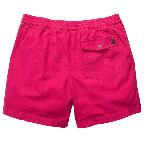 Southern Proper - P.C. Short - Cherry Red