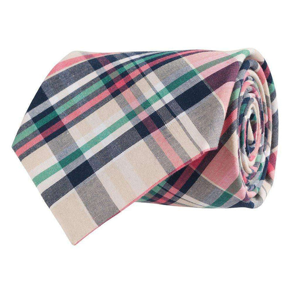 Southern Proper - Madras Plaid Gent - Navy