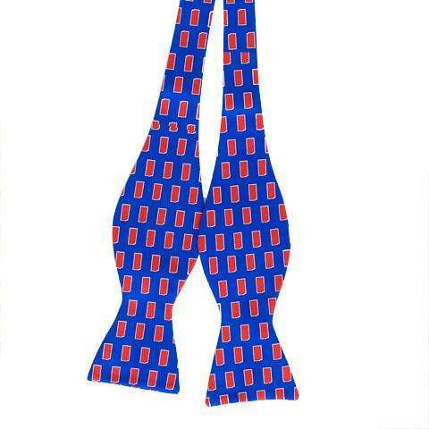 Southern Proper - Kansas Gameday Bow: Blue