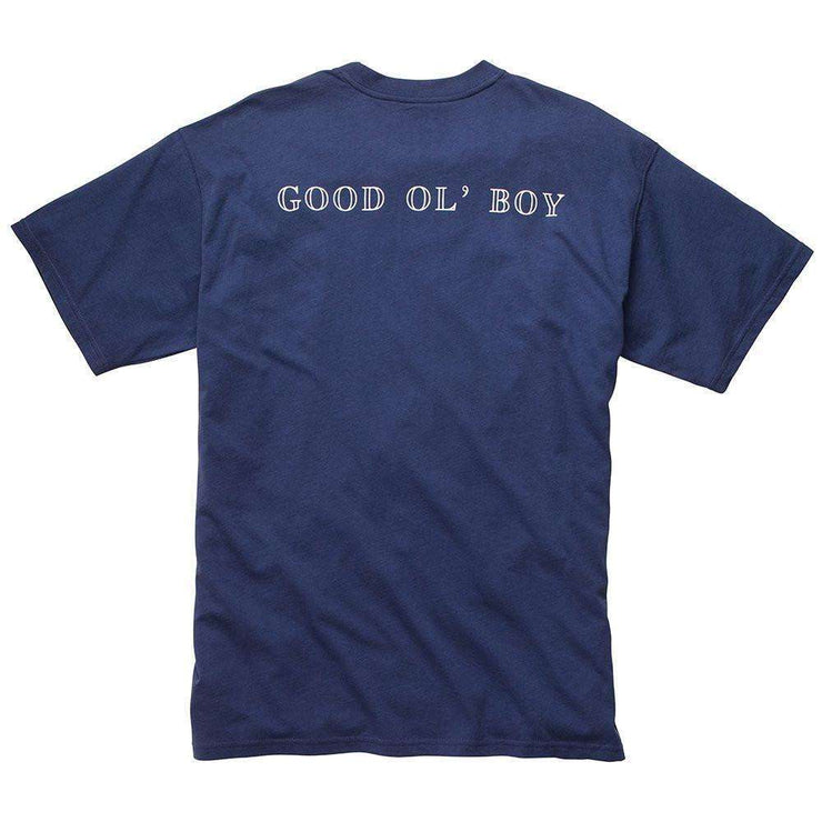 Southern Proper - Good Ol' Boy Tee - Navy