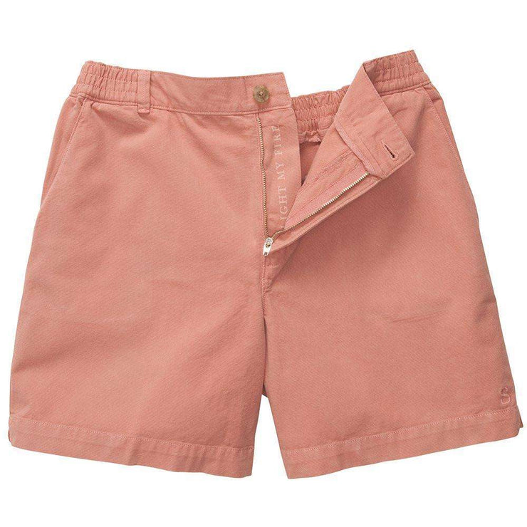 Southern Proper - P.C. Short: Rebel Red