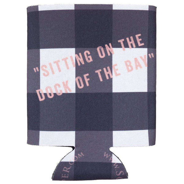 Southern Proper - Sitting on the Dock of the Bay Coozie