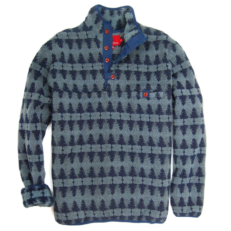 Southern Proper - Forest Pullover