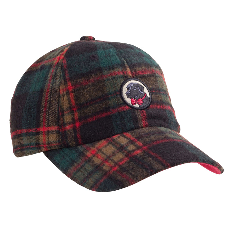 Southern Proper - Frat Hat: Miller Plaid Green