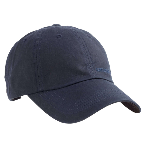 Southern Proper - Frat Hat: Waxed Cotton Navy