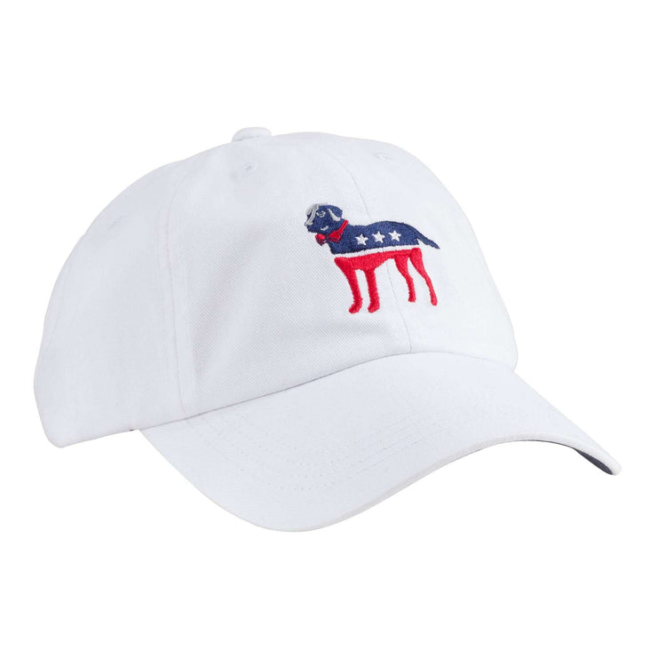 Southern Proper - Frat Hat: White Party Animal
