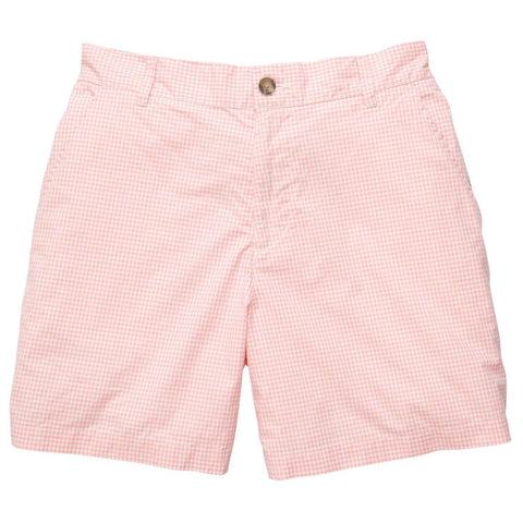 Southern Proper - Gingham Short: Spike the Punch