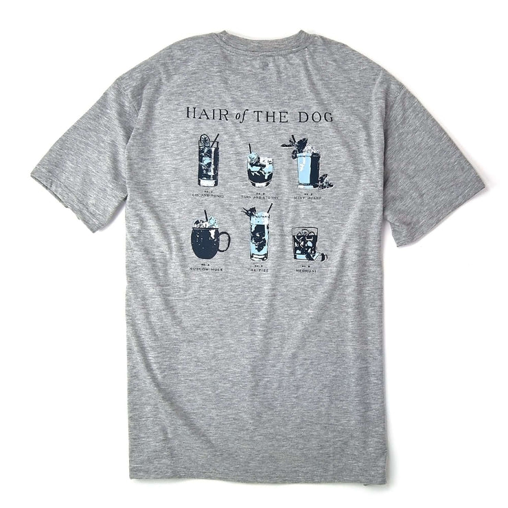 Southern Proper - Hair of the Dog: Heather Grey