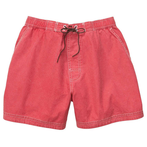 Southern Proper - Hatchie Short: Rich Red