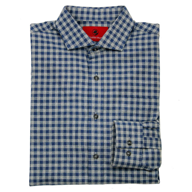 Southern Proper - Henning Shirt: Anderson