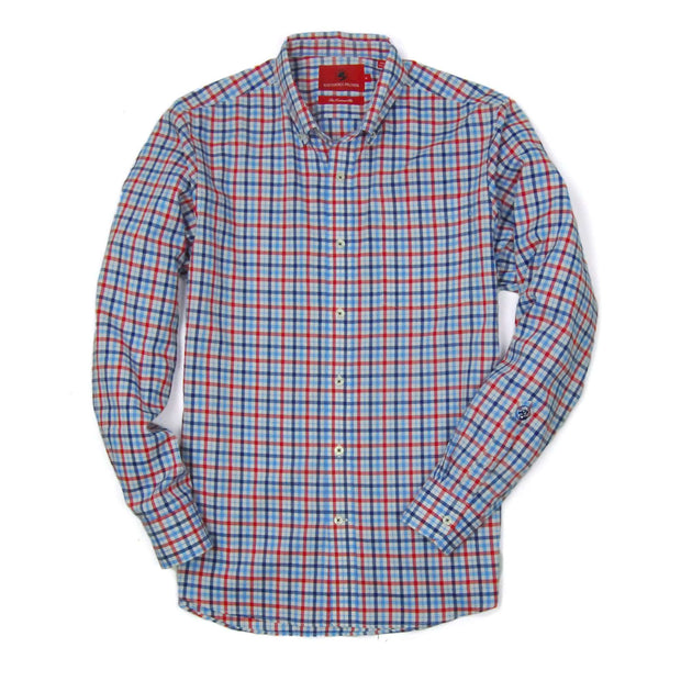 Southern Proper - Henning Shirt: Nation