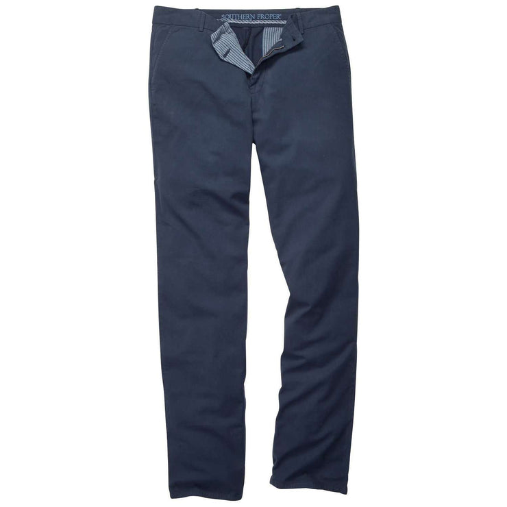 Southern Proper - The Campus Pant - Navy