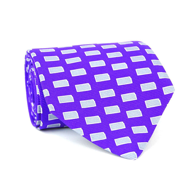 Southern Proper - Kansas Gameday Tie: Purple