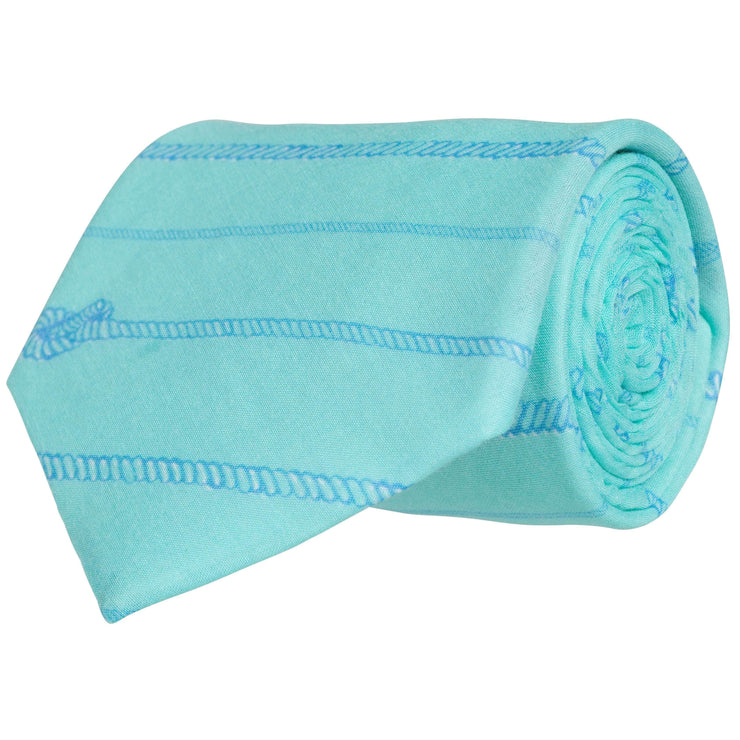 Southern Proper - Knotty Tie: Hushed Green