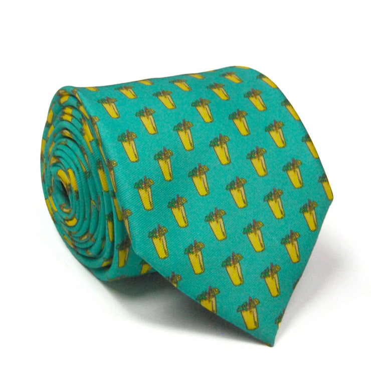 Southern Proper - Lemonade Tie: Punch Green