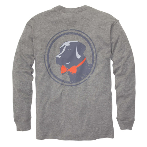 Southern Proper - Original Tee - Grey Long Sleeve