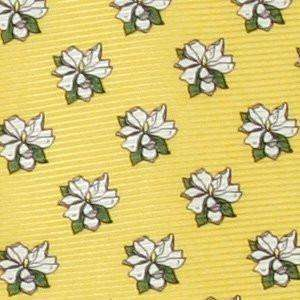 Southern Proper - Sweet Magnolia Bowtie: Yellow