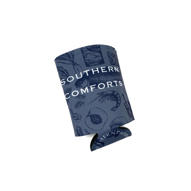 Southern Proper - Neoprean Coozie: Southern Comforts