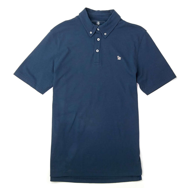 Southern Proper - Party Animal Polo: Navy