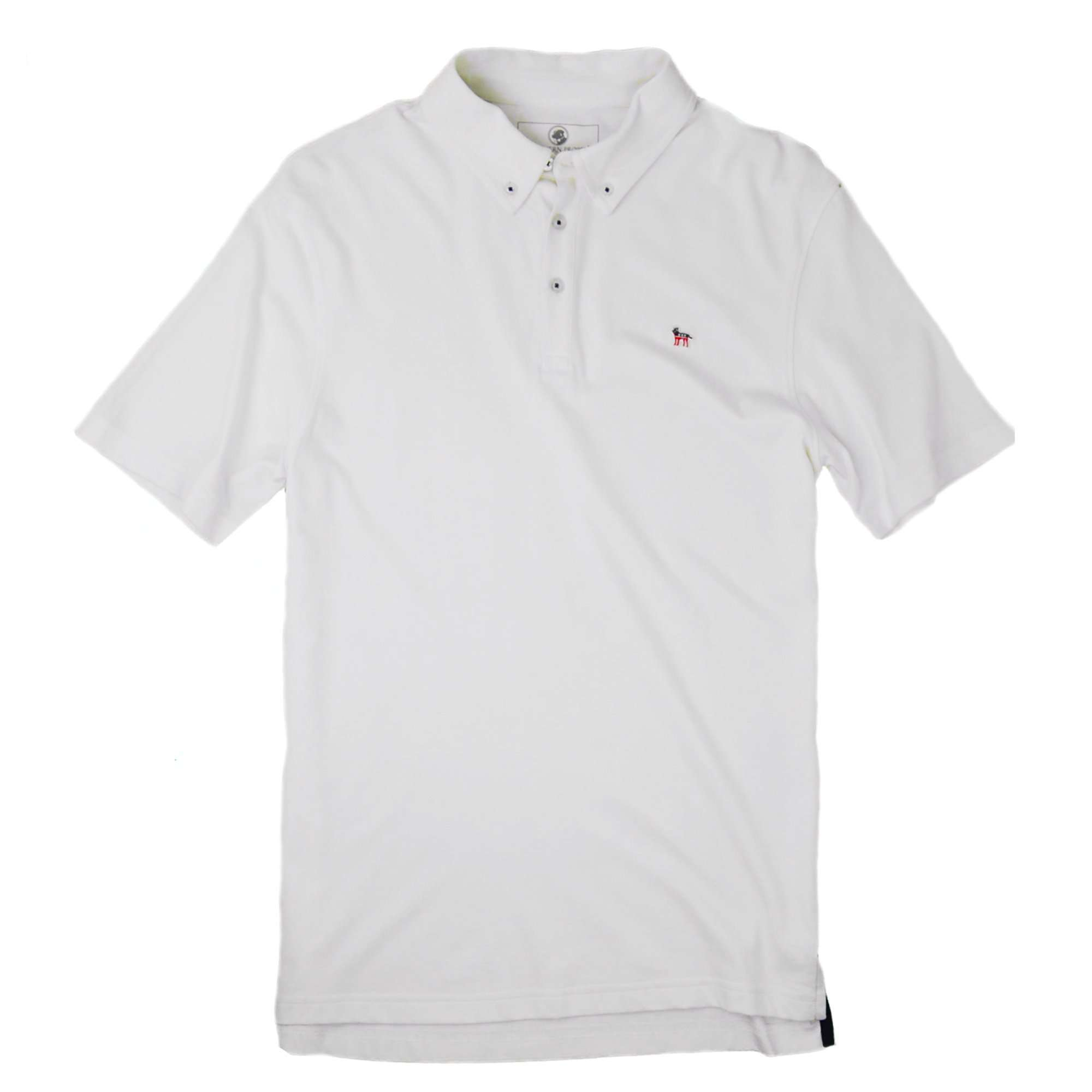 Party Animal Polo: White
