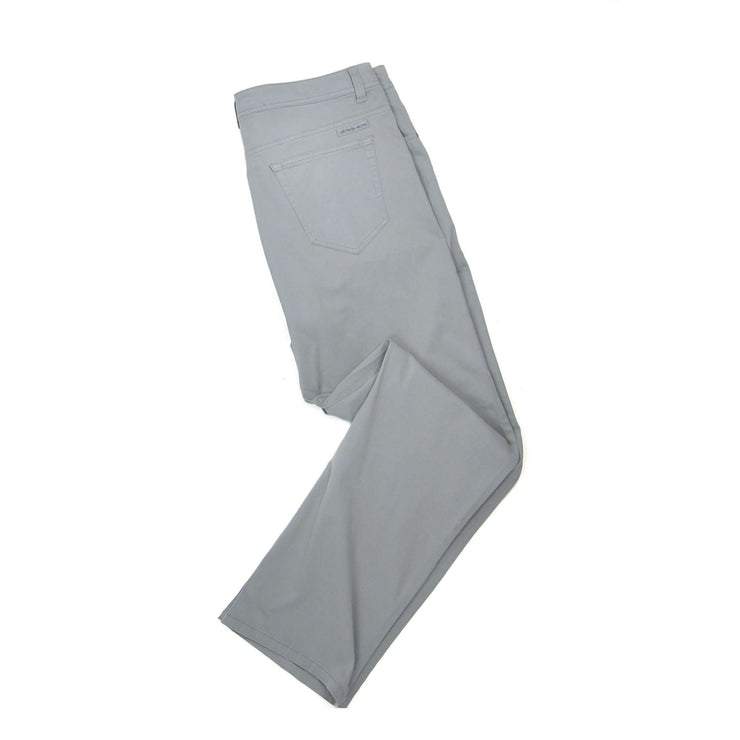 Southern Proper - Perry Five Pocket Pant - Flint Grey