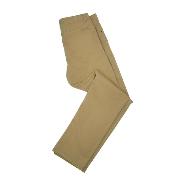 Southern Proper - Perry Five Pocket Pant - Khaki