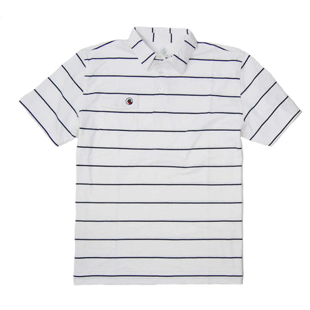 Performance Polo - True Red/White