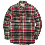 Southern Proper - The Wm. Lamb & Son Field Flannel - Red