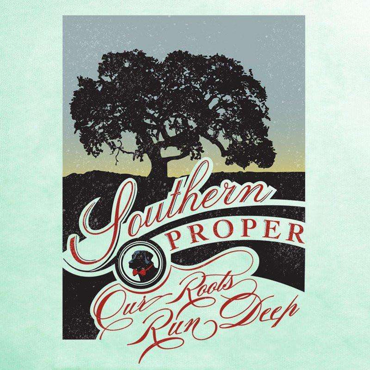 Southern Proper - Our Roots Run Deep Tee