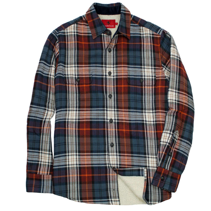 Southern Proper - Shirt Jacket: Turner