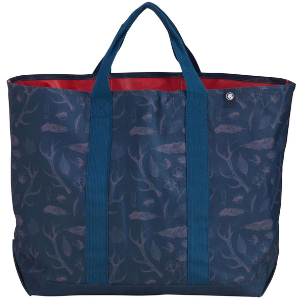 Southern Proper - Signs of the Season Tote: Reflecting Pond