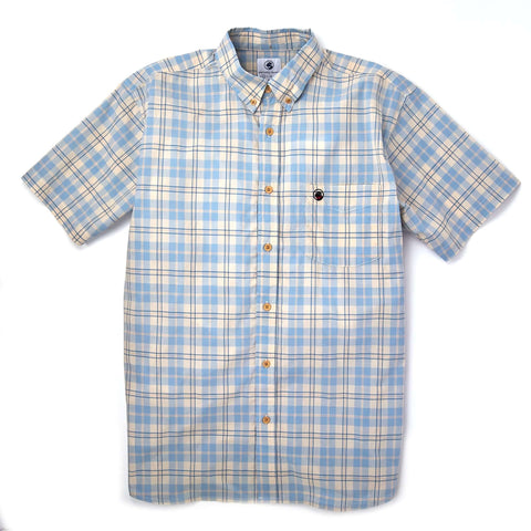 Southern Proper - Social Shirt: Bluff Plaid
