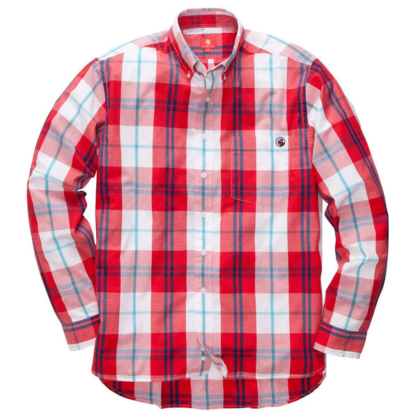 Southern Proper - Southern Shirt - Red