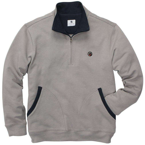 Southern Proper - Thomas Pullover - Grey