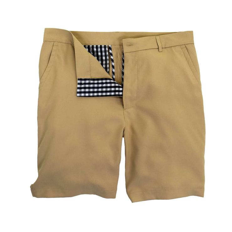 Southern Proper - Performance Club Short: Stone