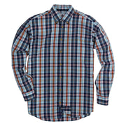 Southern Proper - Weekend Shirt: Surf Plaid