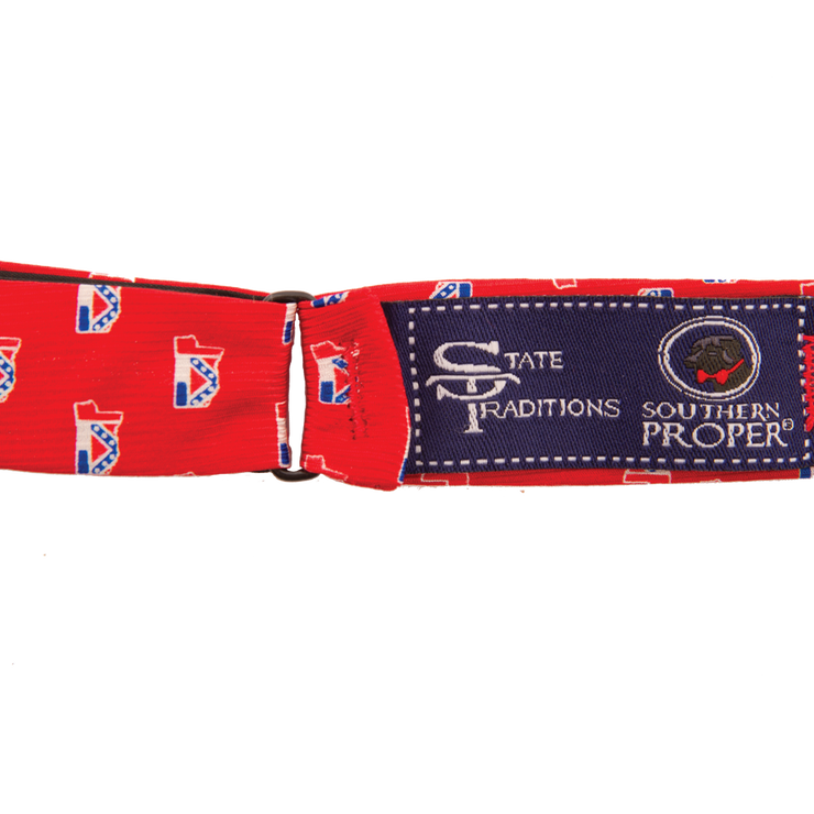 Southern Proper - Mississippi Traditional Bow: Red