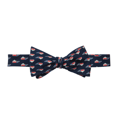 Southern Proper - North Carolina Traditional Bow: Navy