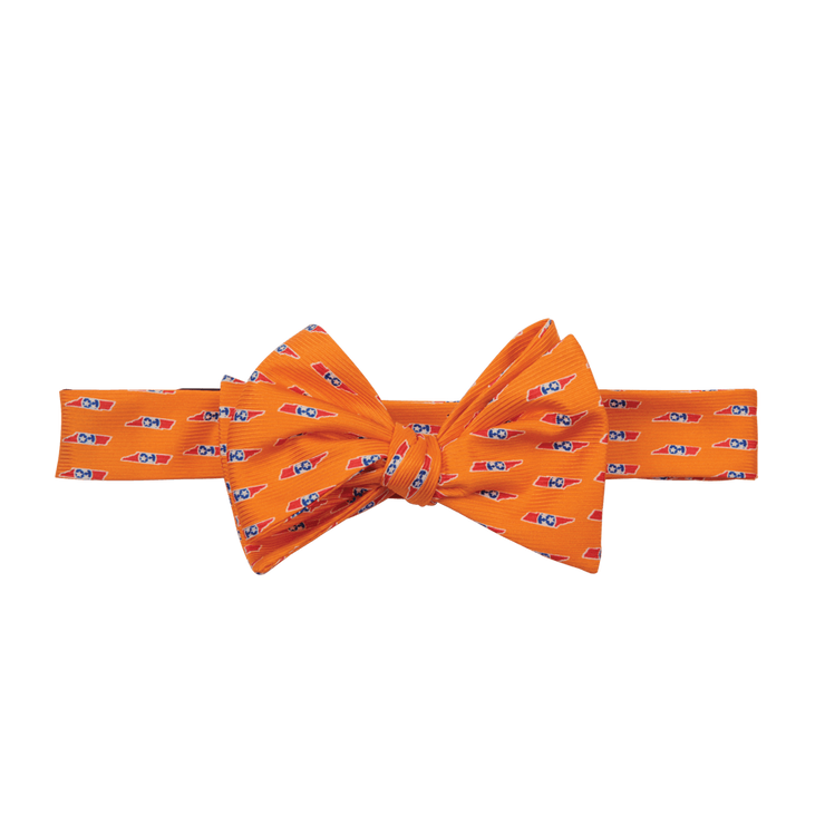 Southern Proper - Tennessee Traditional Bow: Orange
