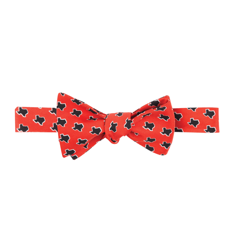 Southern Proper - Texas Gameday Bow: Red