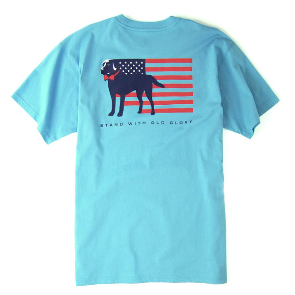 Southern Proper - Stand With Old Glory: Bay Blue